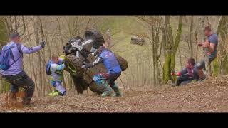 Quad ATV UTV CFmoto HTW Best Crashes Fails Compilation 2018