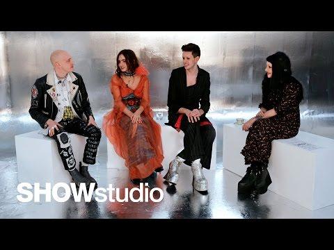 Vivienne Westwood - Autumn / Winter 2017 Panel Discussion