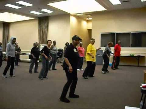 Walking - Soul Line Dance