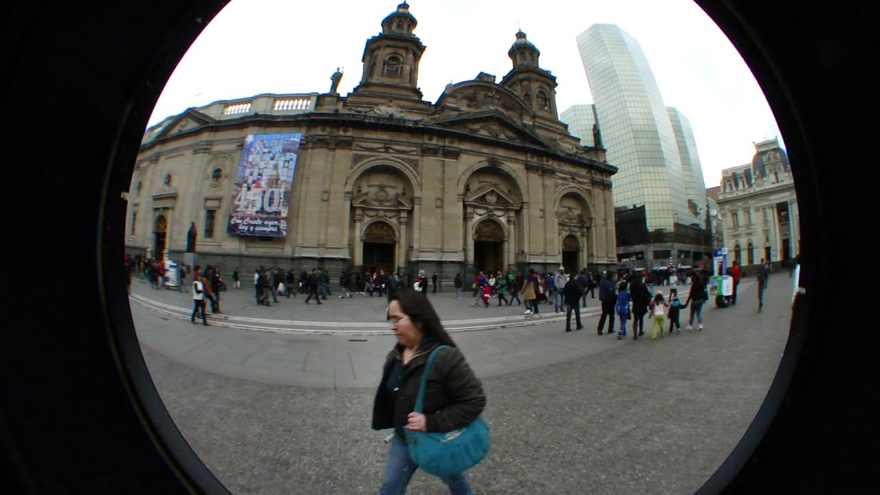 Plaza De Armas Lente Ojo De Pez Fisheye Zeikos X