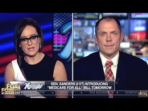 Fox Business' Idiotic Anti-'Medicare for All' Segment Will Make Your Head Hurt