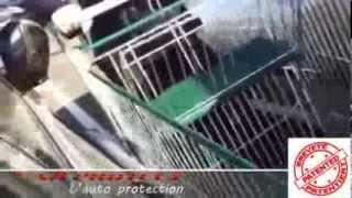 2 protections à clipser pour portières 160cm CARPROTECT disponibles sur Norauto.fr