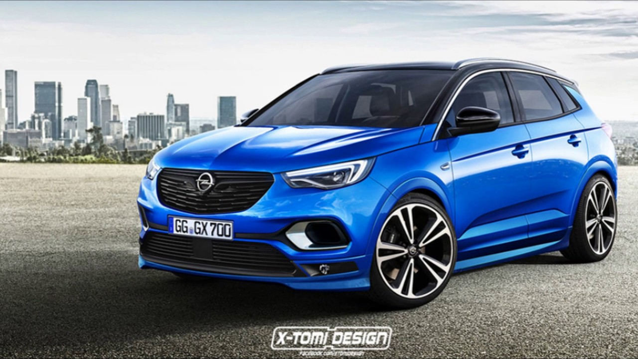 Coming in 2018 Opel Astra OPC Concept New - YouTube