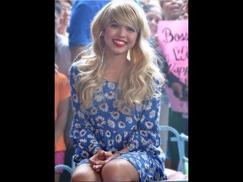 AlDub Update Maine Mendoza ang living barbie doll December 22 2016 #ALDUB75thWeeksary