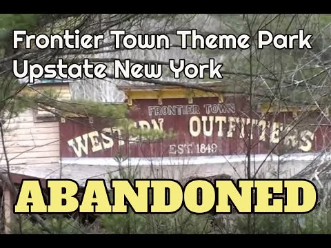 Frontier Town Abandoned - North Hudson, NY - Full Version