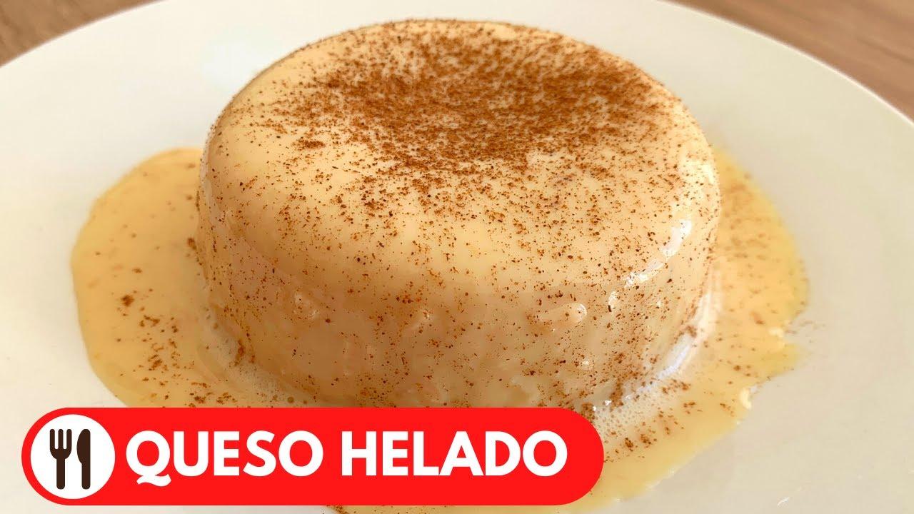 🇵🇪 QUESO HELADO AREQUIPEÑO | RECETA CASERA Y DELICIOSA