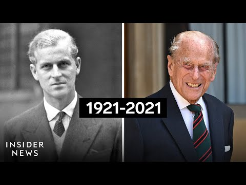 Prince Philip Dies Aged 99, Take A Look Back At His Royal Life