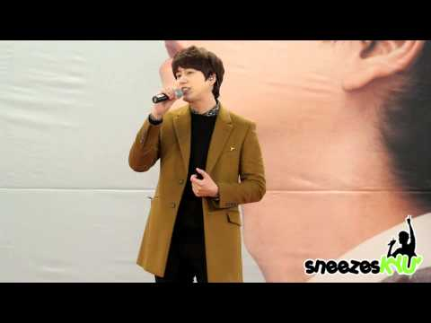 [Sneezes' Cam]141203 Kyuhyun - Hope is a dream that doesn't sleep