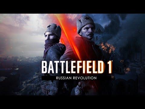 Battlefield 1 - Russian Revolution Trailer