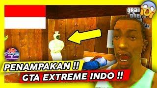 5 Penampakan Hantu INDONESIA di GTA San Andreas Extreme Indonesia - Rahasia Misteri & Easter Egg
