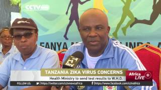 Tanzania  Research body reports cases of virus detected