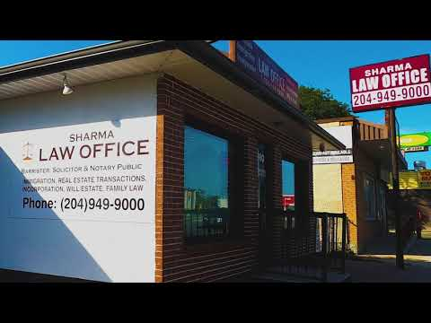 Sharma Law Office || Winnipeg, Manitoba CA