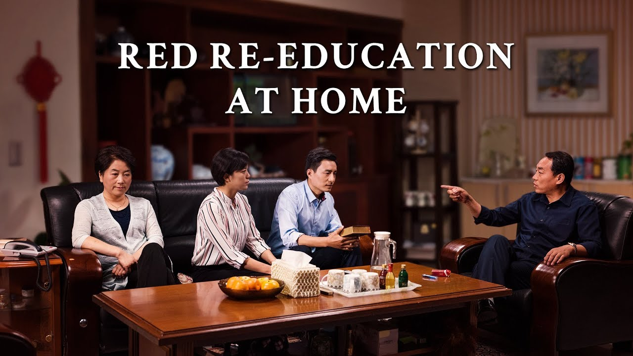 """Christian Movie Trailer   """"Red Re-Education at Home"""""""