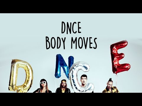Body Moves - DNCE