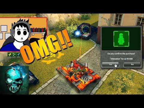 Testing URANIUM Alteration!! Gameplay & Tips - Tanki Online - Ghost Animator TO