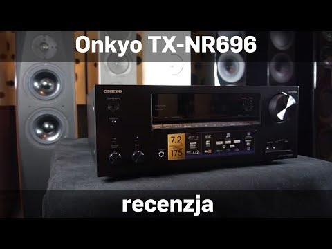 Onkyo TX-NR696 Recenzja / review / test sklep.RMS.pl
