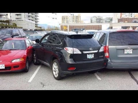 Ultimate Parking Fail Compilation