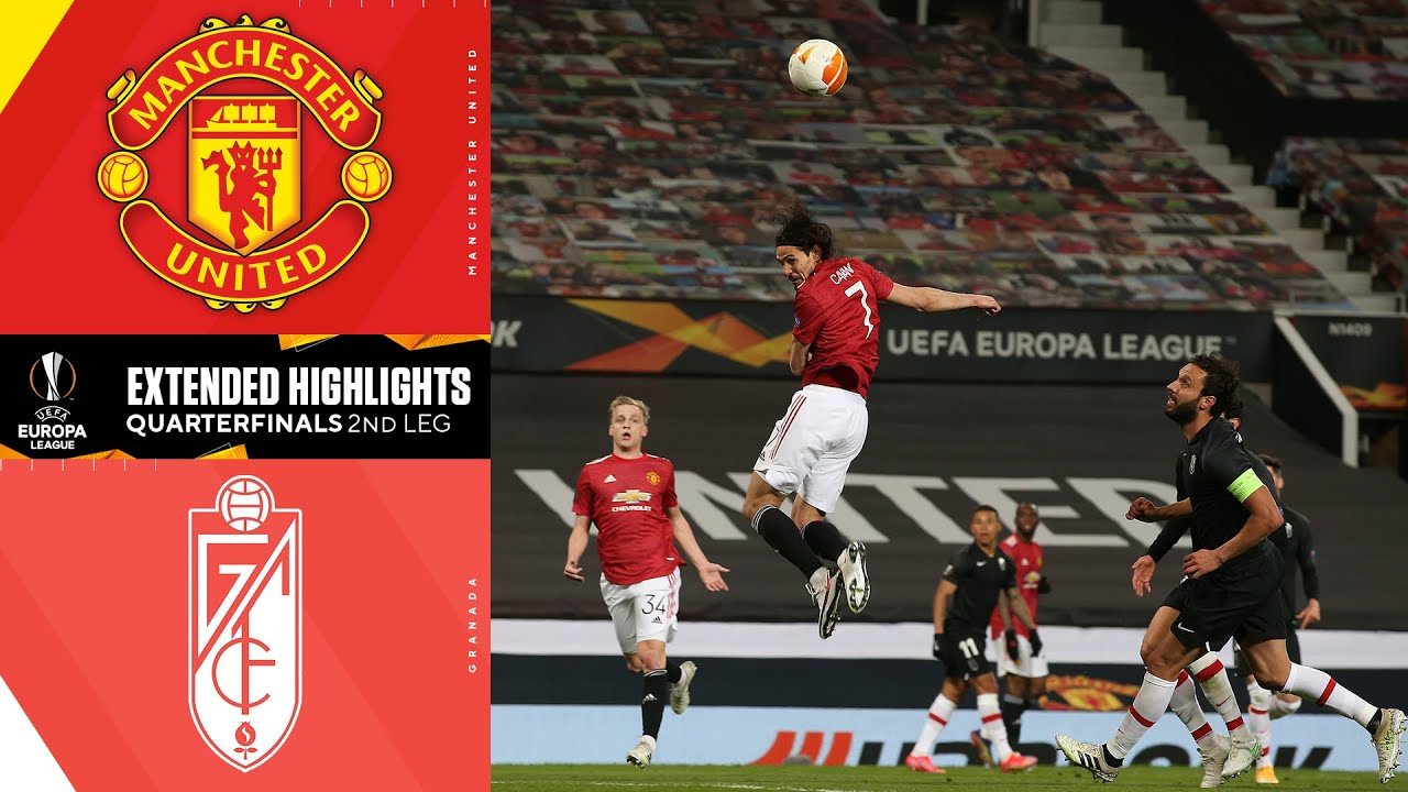 How to watch Manchester United vs. Granada (4/15/2021): UEFA ...