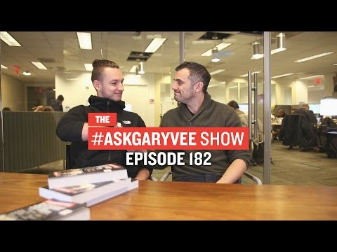 #AskGaryVee Episode 182: Business Indecision, Employee Recruitment & Artist Management