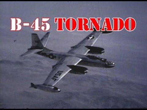 B-45 Tornado Color Films
