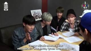[BTS 꿀 FM 06.13] 'BTS FESTA' 2015 [Legendado PT-BR]