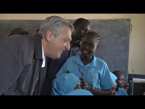 Kenya: UN High Commissioner for Refugees sees opportunity with Kakuma