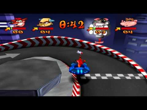 Crash Bash - Dot Dash Trophy