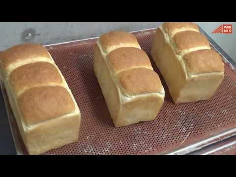 100%加水の食パンを作りました