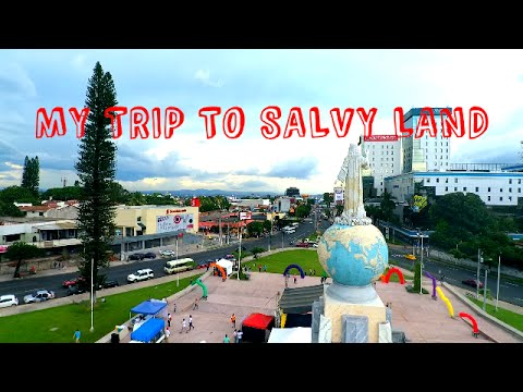 SALVY TRIP JUNE 2016 | VACATION EL SALVADOR