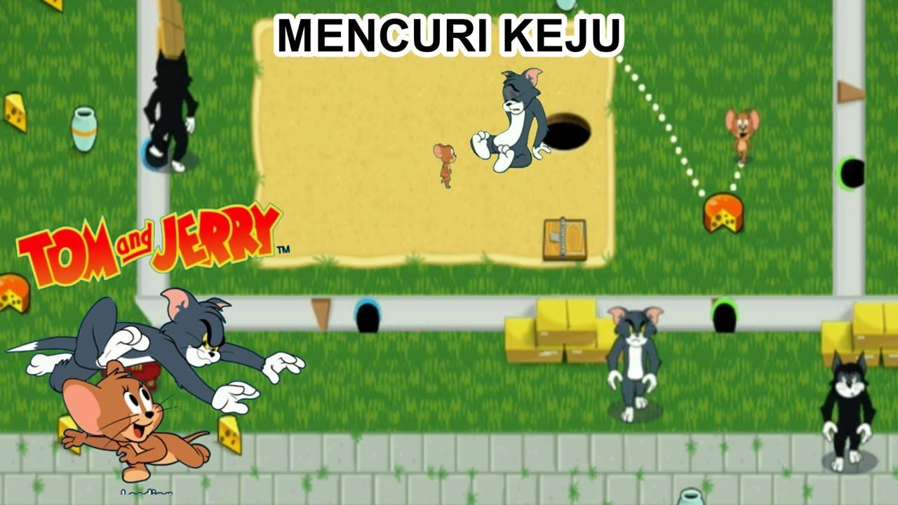 Tom & Jerry - Mencuri Keju - Gameplay Part 5