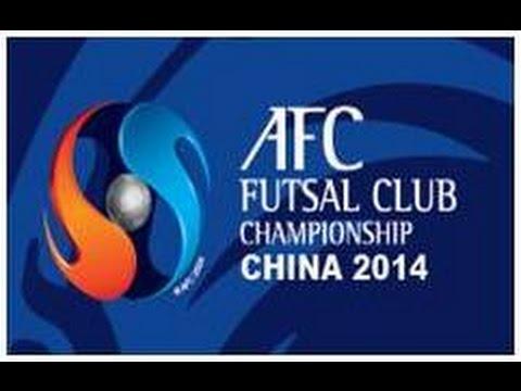 Al Qadsia vs Dabiri Tabriz: AFC Futsal Club Championship 2014 (Group Stage)