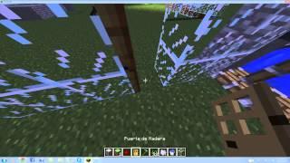 Minecraft | Tutorial Como Hacer Una Granja Automatica De Trigo, Zanahorias y Papas Thumbnail