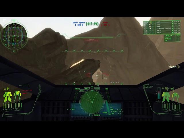 Mechwarrior Living Legends Archive 3v3 Battle Test TSA Sandblasted Mech w/ Infantry vs Two Mechs