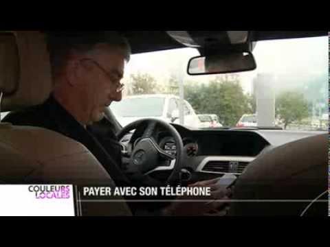PayByPhone à Genève dans Couleurs Locales sur la RTS - 10 octobre 2013