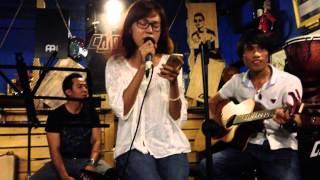 Ngẫu hứng Hoang Mang - Trang Vocal - Bin Guitar - Thy Cajon