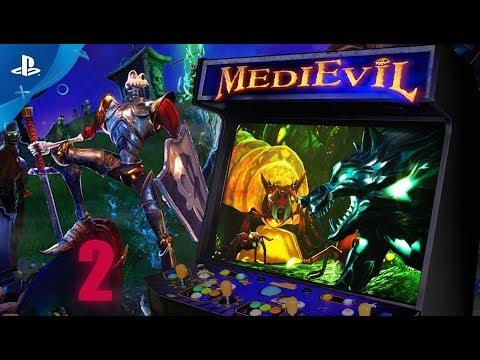 MediEvil | #2 Кладбищенские Стражи и Королева Муравьев | Прохождение на русском [MAKE BY VEL]
