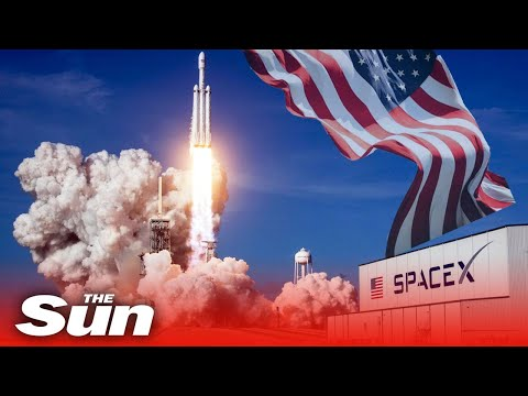Nasa and SpaceX's historic launch second attempt to send US astronauts to the ISS - LIVE