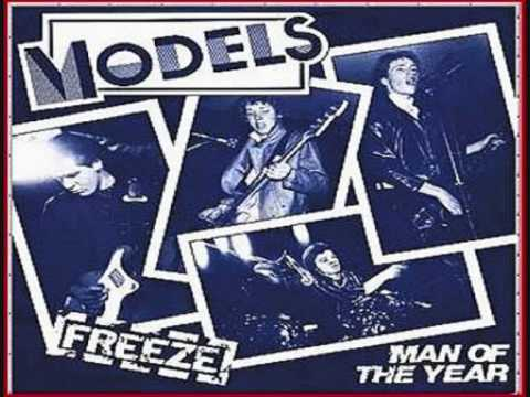 The Models - Man Of The Year