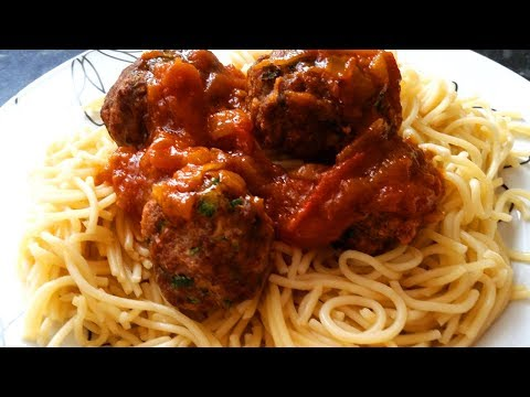 how to make spaghetti with meatballs essay Learn how to make spaghetti and meatballs-a classic italian-american dish-from scratch with expert tips from our test kitchen.