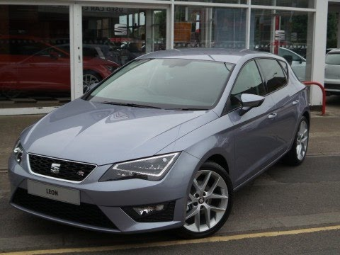 2016 16 seat leon 1 4 tsi act 150 fr 5dr in moonstone silver delivery miles youtube. Black Bedroom Furniture Sets. Home Design Ideas