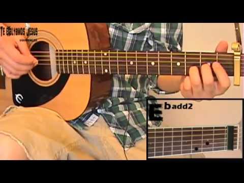 Que Seas Mi Universo - Jesús Adrian Romero - Guitarra | Doovi