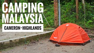 CAMPING MALAYSIA | Cameron Highlands