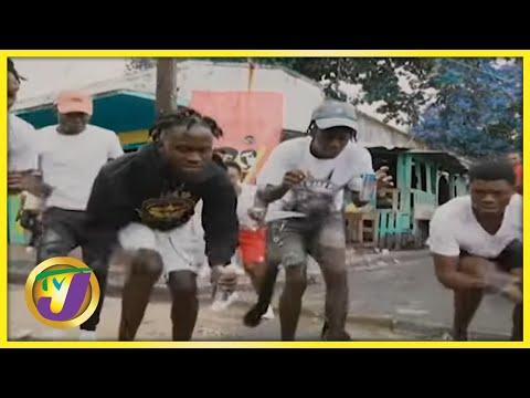 The Newest Dance Craze - Dirt Bounce | TVJ Smile Jamaica