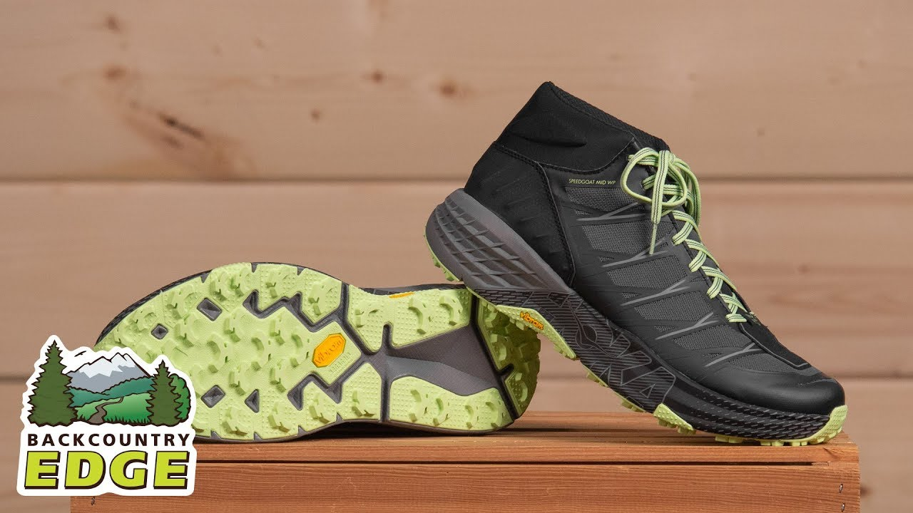 Speedgoat Mid WP Hiking Boot