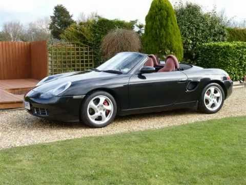 2000 porsche boxster 3 2 s convertible for sale sdsc specialist cars youtube. Black Bedroom Furniture Sets. Home Design Ideas