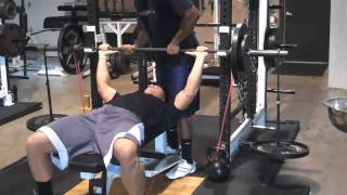 DeFrancosGym.com: Brian Cushing New Jersey Training Montage!