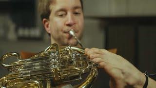 """Felix Klieser, Christof Keymer - R. Schumann """"Adagio und Allegro As-Dur für Horn und Klavier"""""""