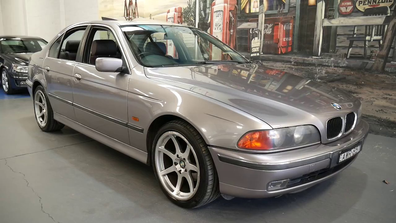 1997 bmw 528i e39 executive with 175 000 klms since new. Black Bedroom Furniture Sets. Home Design Ideas