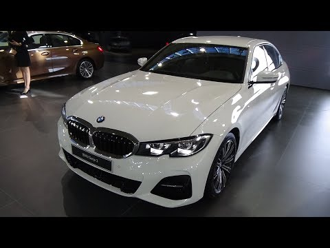 2019 BMW Series 3 Sedan - Exterior and Interior - Belgrade Motor Show 2019