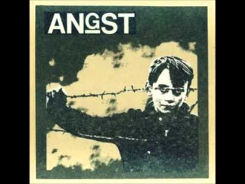 Angst - s/t 12""